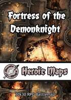 Heroic Maps - Fortress of the Demonknight