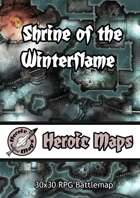 Heroic Maps - Shrine of the Winterflame