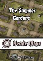Heroic Maps - The Summer Gardens