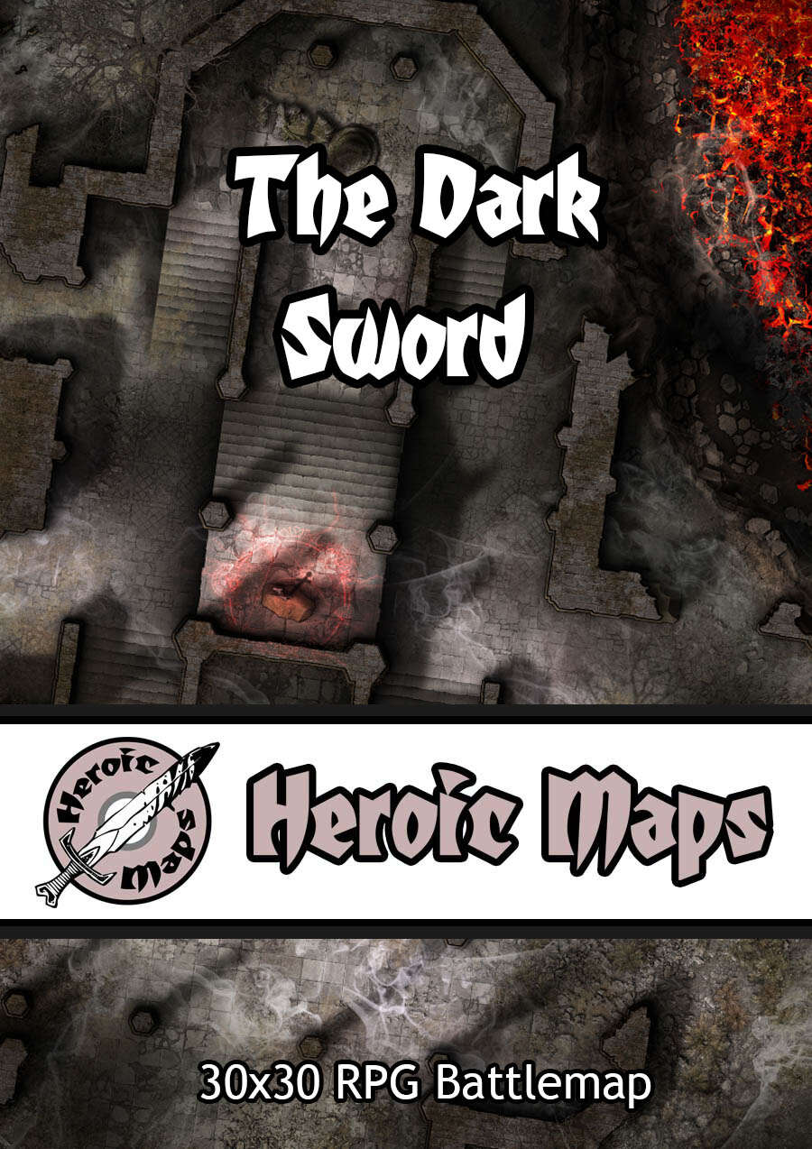 Heroic Maps - The Dark Sword