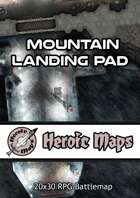 Heroic Maps - Mountain Landing Pad