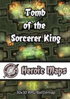 Heroic Maps - Tomb of the Sorcerer King