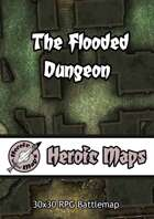 Heroic Maps - The Flooded Dungeon