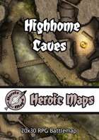Heroic Maps - Highhome Caves
