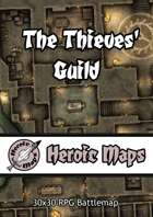 Heroic Maps - The Thieves' Guild