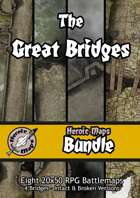 Heroic Maps - The Great Bridges [BUNDLE]