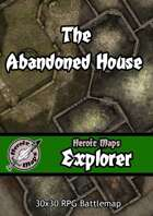 Heroic Maps - The Abandoned House