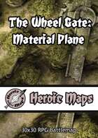 Heroic Maps - The Wheel Gate: Material Plane