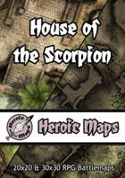 Heroic Maps - House of the Scorpion