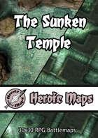 Heroic Maps - The Sunken Temple