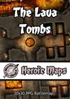 Heroic Maps - The Lava Tombs