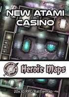 Heroic Maps - New Atami Casino