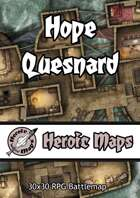 Heroic Maps - Hope Quesnard