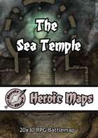 Heroic Maps - The Sea Temple