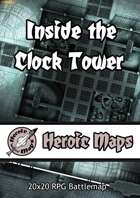 Heroic Maps - Inside the Clock Tower