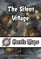 Heroic Maps - The Silent Village