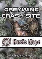 Heroic Maps - Greywing Crash Site