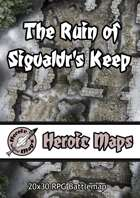 Heroic Maps - Ruin of Sigvaldr's Keep