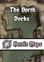 Heroic Maps - The North Docks