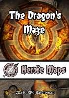 Heroic Maps - The Dragon's Maze