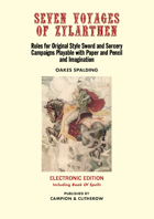 SEVEN VOYAGES of ZYLARTHEN Electronic Edition