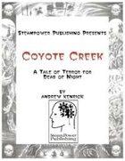 Dead of Night: Coyote Creek