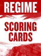 REGIME Scoring Cards