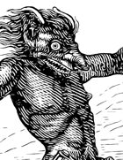 Illustrations from the Dictionnaire Infernal