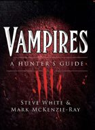 Vampires: A Hunter's Guide