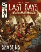 Last Days: Zombie Apocalypse: Seasons