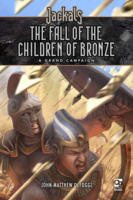 Jackals: The Fall of the Children of Bronze