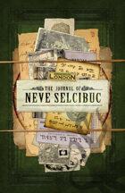 Cthulhu Britannica London: The Journal of Neve Selcibuc