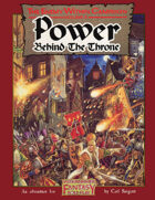 Warhammer Fantasy Roleplay First Edition - Power Behind the Throne The Enemy Within Part 3