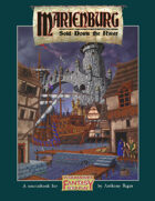 Warhammer Fantasy Roleplay First Edition - Marienburg: Sold Down the River