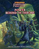 WFRP: Power Behind the Throne - Enemy Within Campaign Director's Cut Volume 3