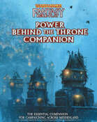 WFRP: Power Behind the Throne Companion
