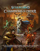 Warhammer Age of Sigmar: Soulbound Champions of Order