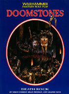 Warhammer Fantasy Roleplay Doomstones - Death Rock