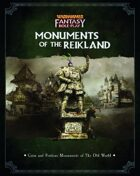WFRP Monuments of the Reikland