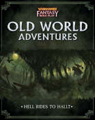 WFRP - Hell Rides to Hallt