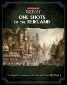 WFRP: One Shots of the Reikland