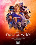 Doctor Who: The Roleplaying Game Second Edition