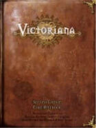 Victoriana 2nd Edition Core Rulebook