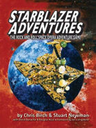 Starblazer Adventures FREE 40 PAGE Preview