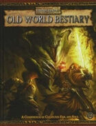 Warhammer Fantasy Roleplay 2nd Edition: Old World Bestiary