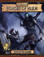 Warhammer Fantasy Roleplay 2nd Edition: Forges of Nuln