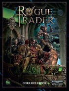 Rogue Trader: Core Rulebook