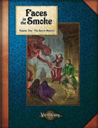 Victoriana - Faces in the Smoke Volume One