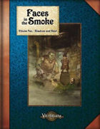 Victoriana - Faces in the Smoke Volume Two