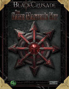 Black Crusade: Game Master's Kit